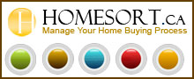 HomeSort.ca: Manage Your Home Buying Process